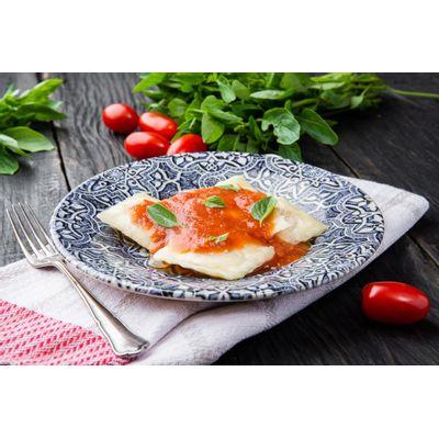 marmita-fitness-Ravioloni-Veggie-Recheado-Creme-De-Abobora-Ao-Sugo