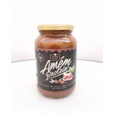 pasta-de-amendoim-chocolate-amargo-amem-protein